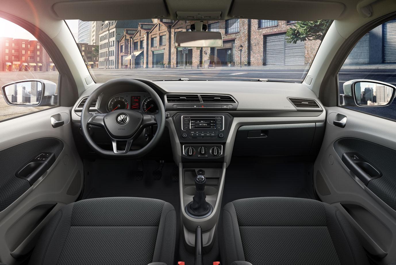 novo gol 2018 pre o consumo ficha t cnica avalia o fotos carro e carros. Black Bedroom Furniture Sets. Home Design Ideas