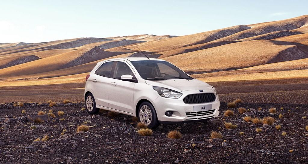 O Que Voce Achou Do Novo Ford Ka  Deixe Um Comentario
