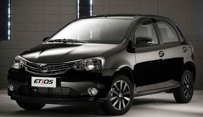 Novo Toyota Etios 2018 - Consumo