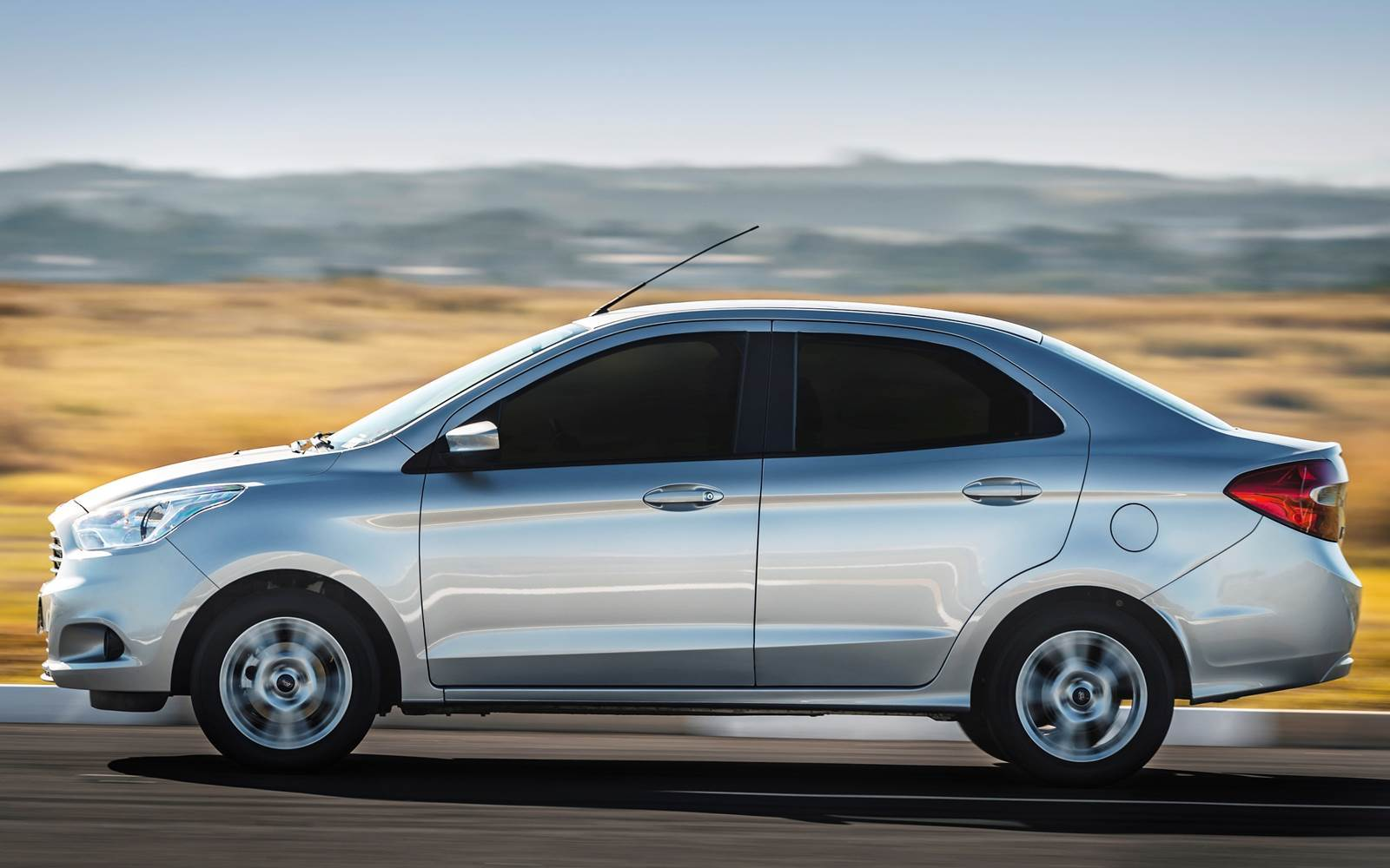 Ford Ka 2018 Sedan - motor e potência
