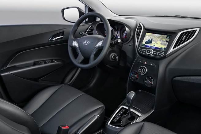 Novo Hb20 2018 Sedan - Interior
