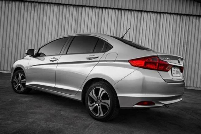 Novo Honda City 2018 - Ficha Técnica