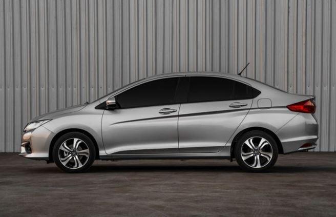 Novo Honda City 2018 - consumo