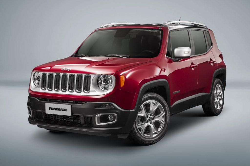 Novo Jeep Renegade 2018 - Preço