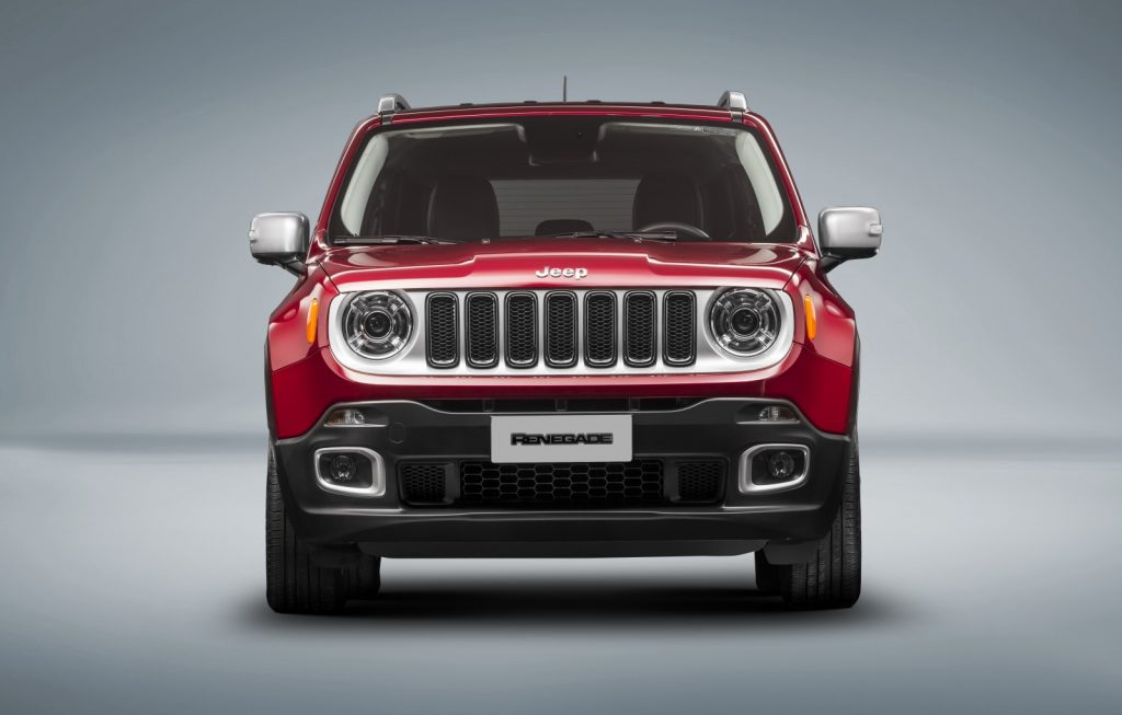 Novo Jeep Renegade 2018 - Ficha Técnica