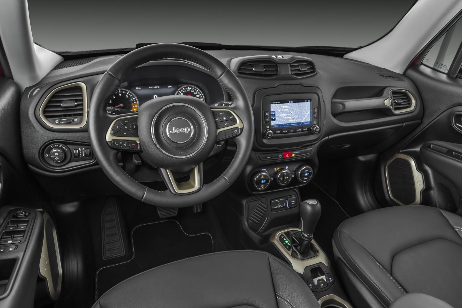Novo Jeep Renegade 2018 - Preço, Ficha Técnica, Avaliação ...