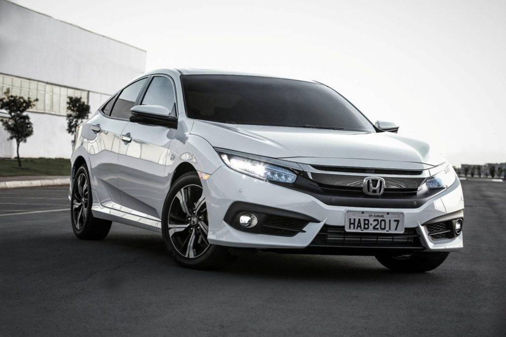 Honda Civic ou City 2018 - avaliação