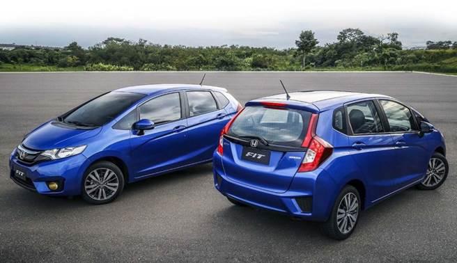 Novo Honda Fit 2018 - Ficha Técnica