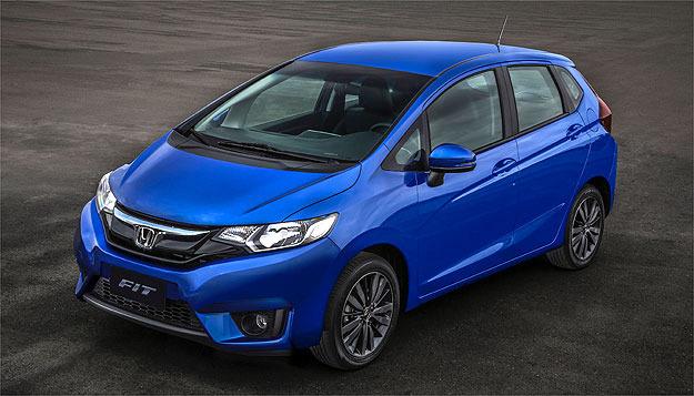 Novo Honda Fit 2018 - Preço, Consumo Ficha Técnica, Avaliação, Itens de série