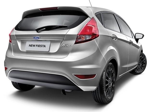 Novo Ford Fiesta 2018 - Preço