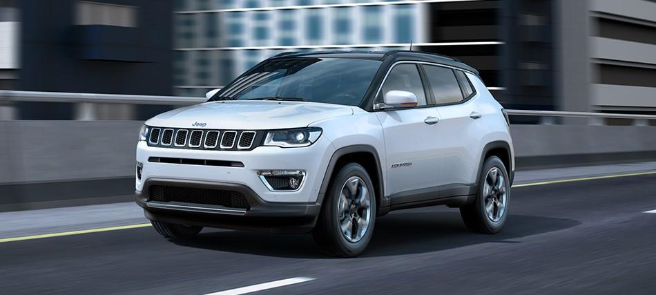 Novo Jeep Compass 2018 - Ficha Técnica