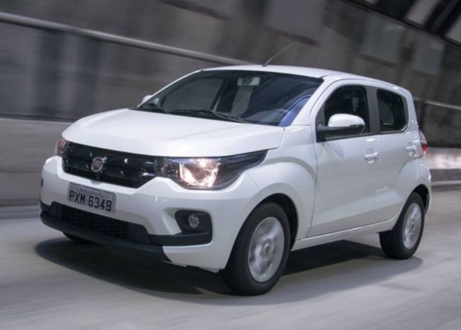 Novo Fiat Mobi 2018 - Preço