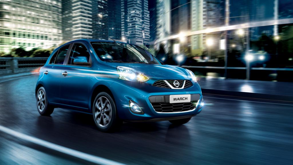 Novo Toyota Etios ou Nissan March 2018 - Preço