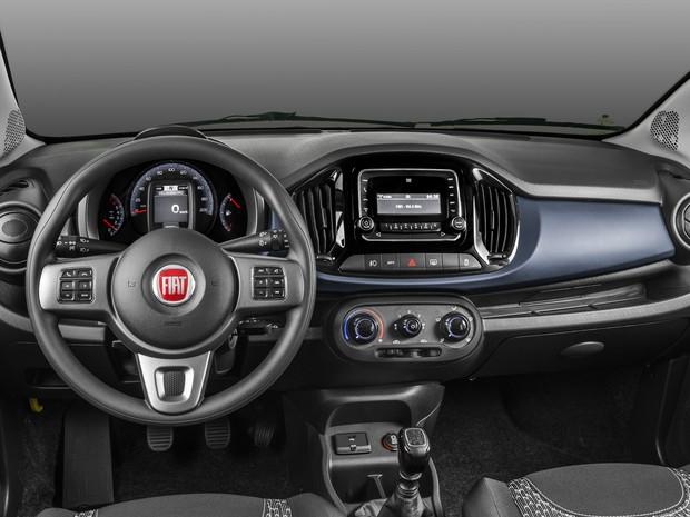 Fiat Uno 2018 - Motor e Potência