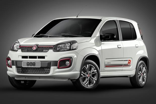 Novo Fiat Uno 2018 - Preço, Consumo, Ficha Técnica, Avaliação, Fotos