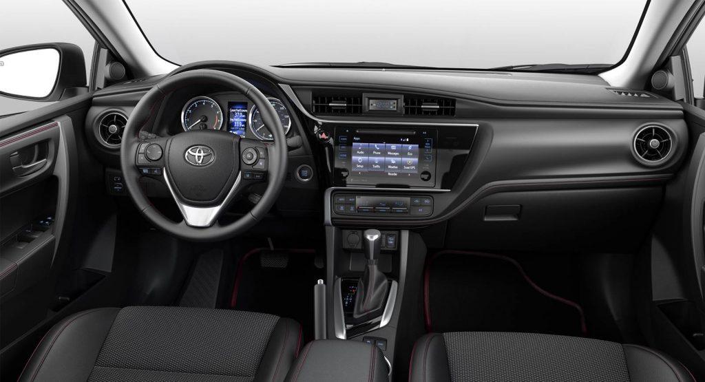 Novo Corolla 2018 - Interior