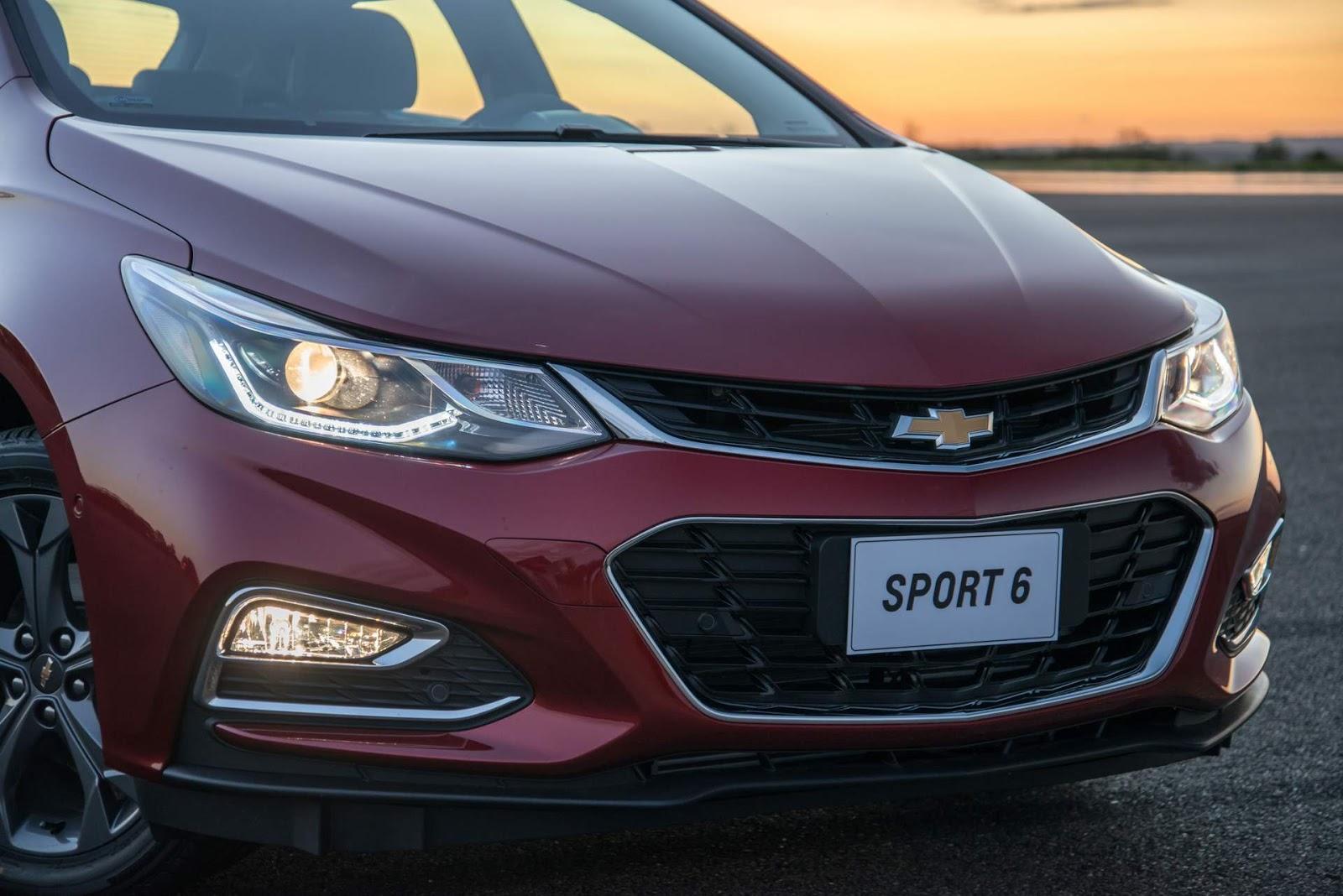 Novo Cruze 2018 Hatch - Preço