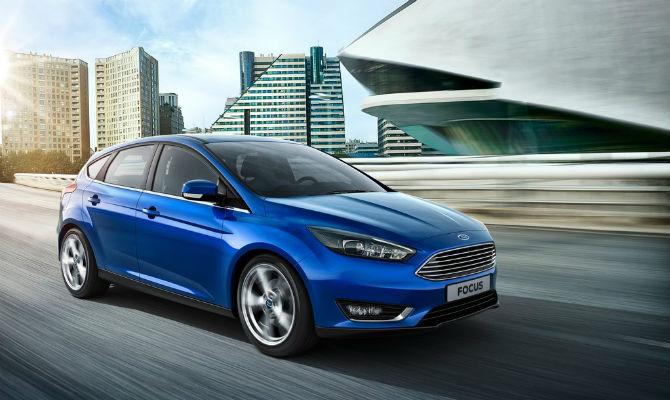 Ford Focus 2018 - Consumo