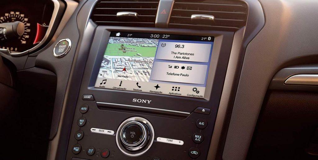 Ford Fusion 2018 - novidades e ficha técnica
