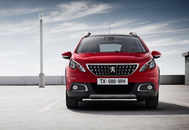 Novo Peugeot 2008 2018 - Ficha Técnica