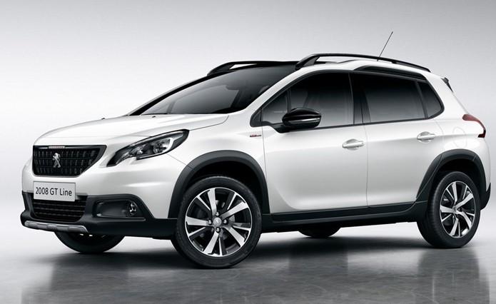 Novo Peugeot 2008 2018 - Motor, potência, torque