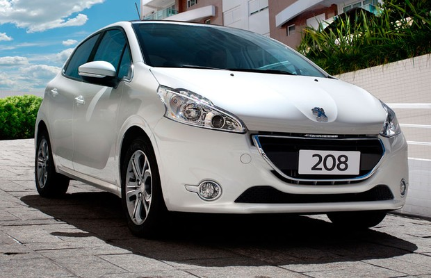 Novo Peugeot 208 2018 - Preço, Consumo, Ficha Técnica, Consumo, Fotos