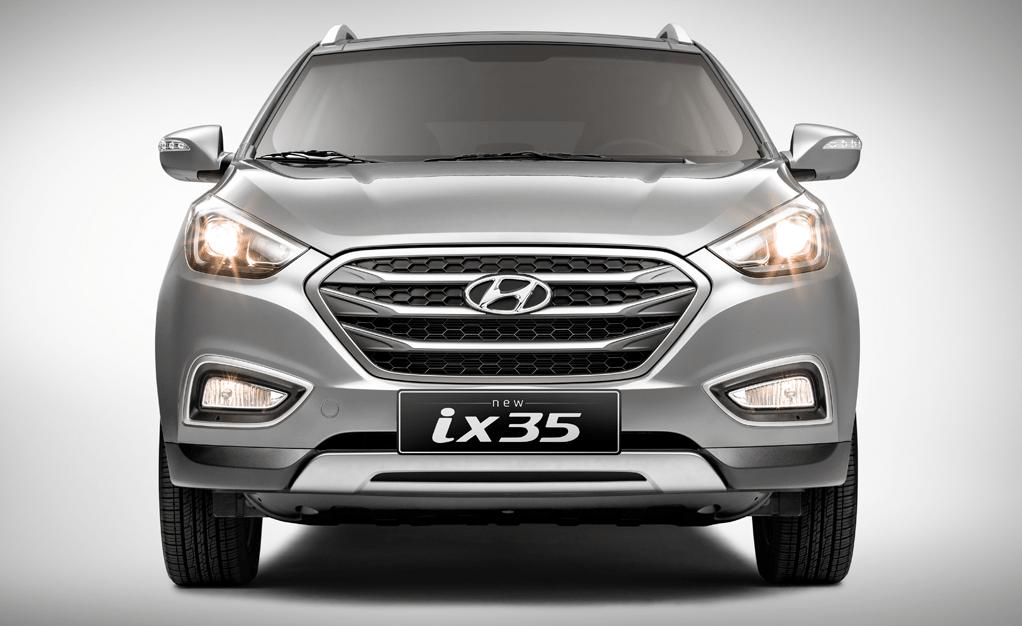 Nova Ix35 2018 ou Hyundai Creta - Ficha Técnica