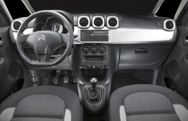Novo Aircross 2018 - Interior e por dentro