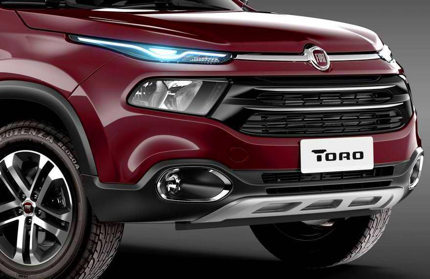 Novo Fiat Toro 2018 - Consumo