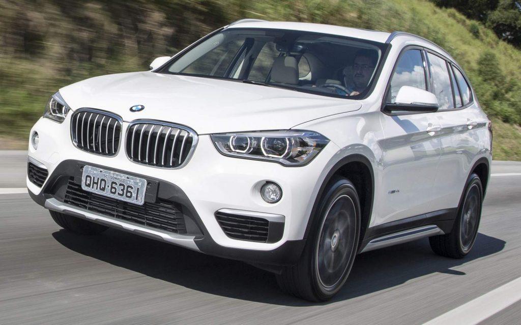 Nova BMW X1 2018 - Garantia