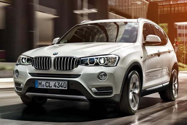Nova BMW X1 2018 - Preço