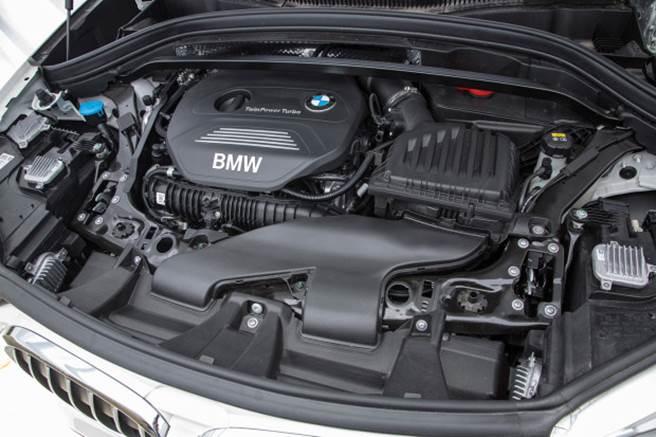 Nova BMW X1 2018 - Motor
