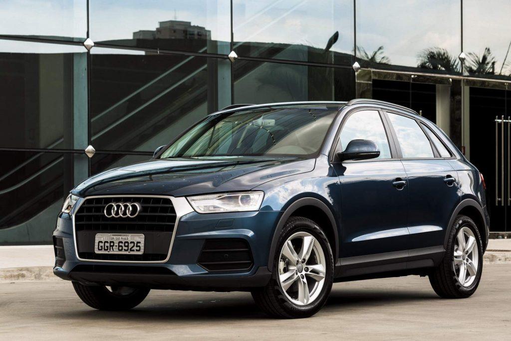 Novo Audi Q3 2018 - Preço