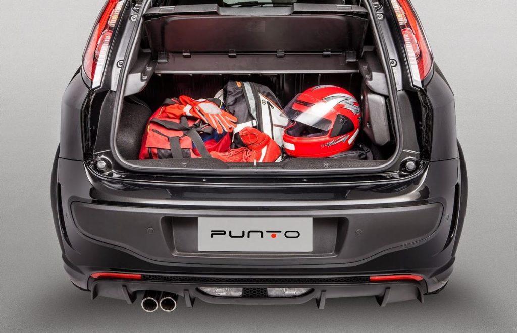 Fiat Punto 2018 - Porta Malas