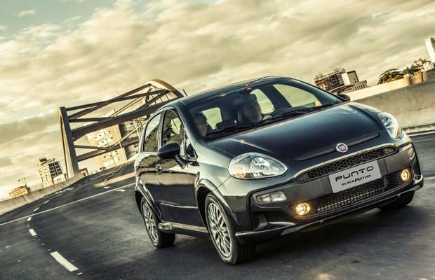 Fiat Argo 2018 ou Novo Punto - Interior