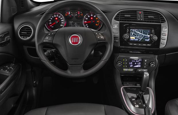 Fiat Punto 2018 - Interior