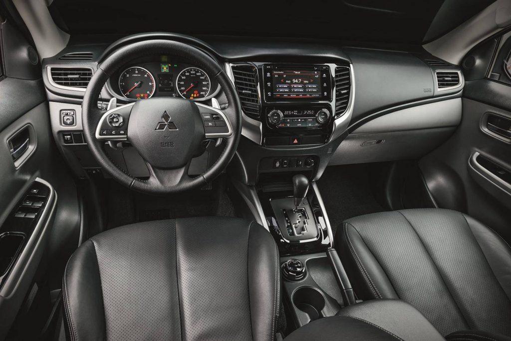 Nova L200 Triton 2018 - Interior