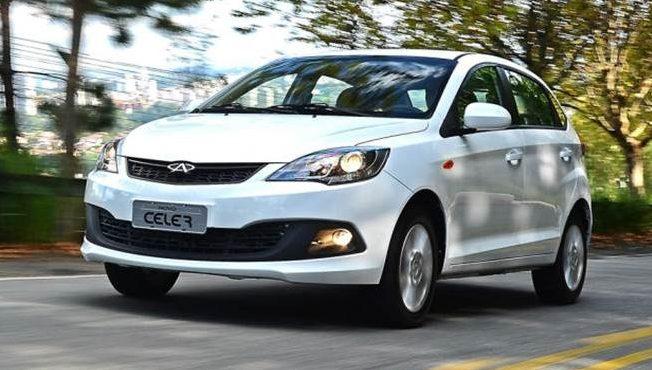 Novo Chery Celer ou Hyundai HB20 2018 - Qual é o melhor para comprar?
