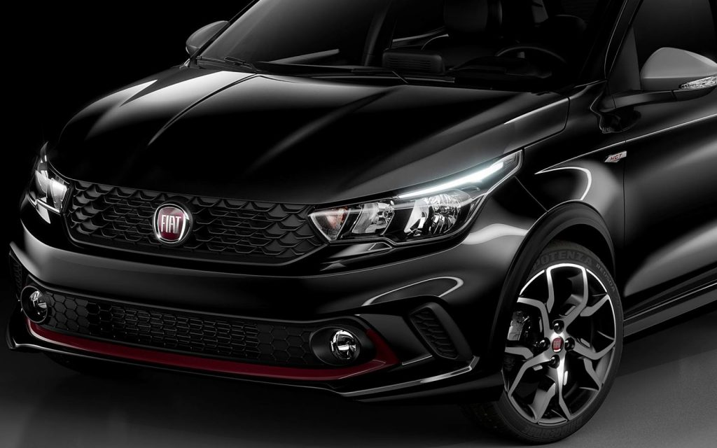 Novo Onix ou Fiat Argo 2018 - Ficha Técnica