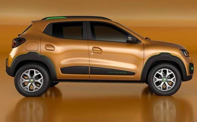 Novo Renault Kwid - Reclamações