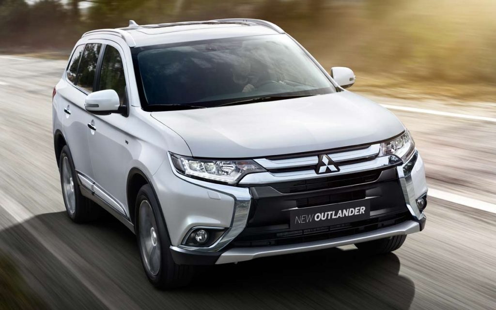 Novo Mitsubishi Outlander 2018 - Preço