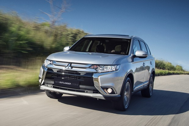 Novo Mitsubishi Outlander 2018 - potência