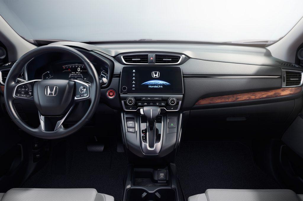 Nova Honda CRV 2018 - Interior