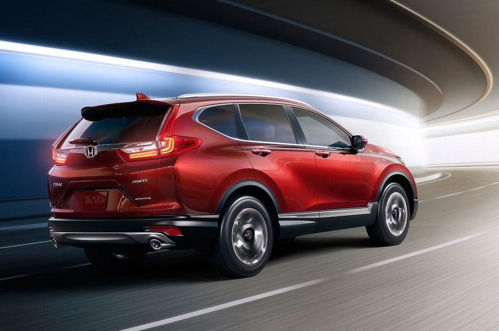 Nova Honda CRV 2018 - Preço