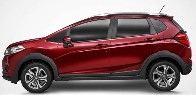 Novo Honda WRV 2018 - Motor