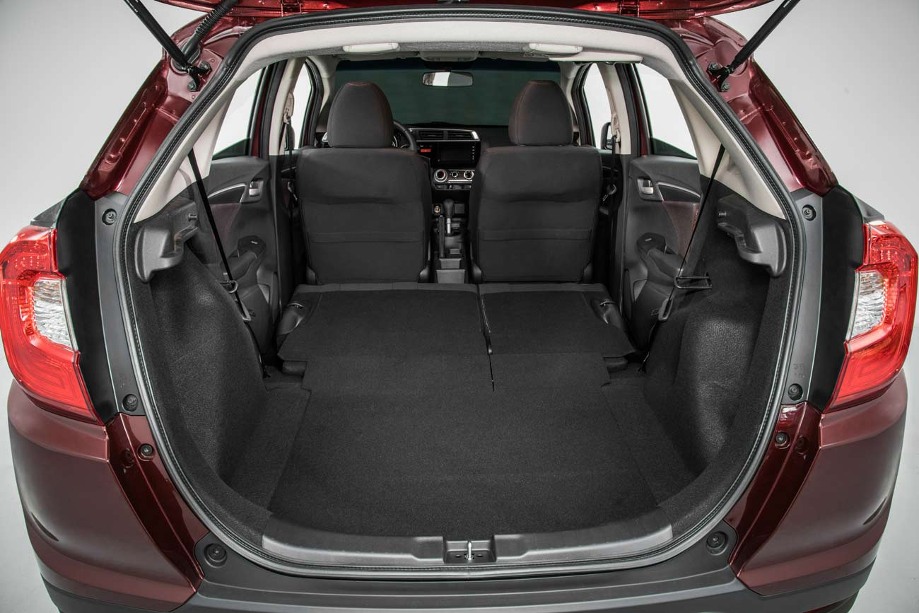 Novo Honda WRV 2018