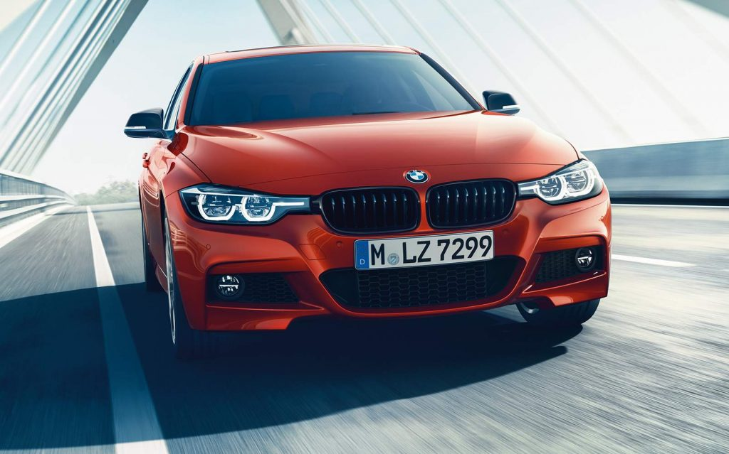 Nova BMW 320i 2018 - Motor, potência