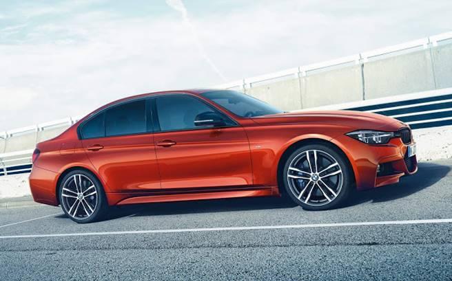 Nova BMW 320i 2018 - Ficha Técnica