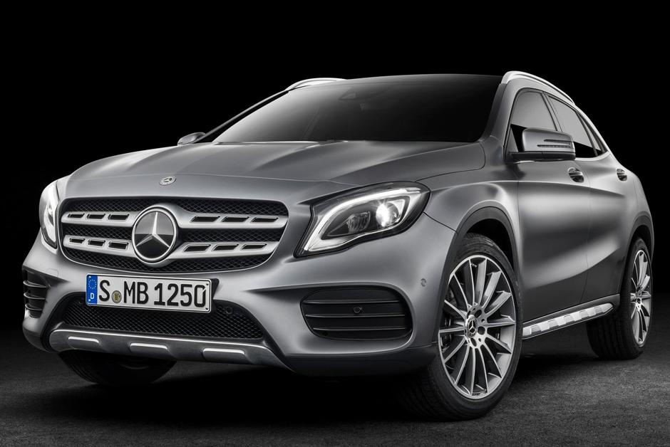 Novo Mercedes GLA 200 2018 - Preço, Consumo, Ficha Técnica, Avaliação, Fotos