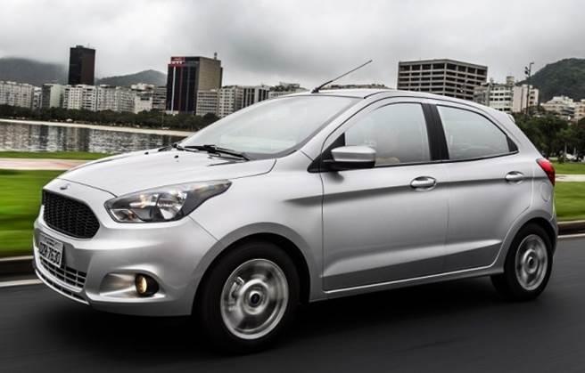 Novo Ford Ka 2019 - Preço